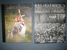 BRUCE WEBER ALL-AMERICAN A BOOK OF LESSONS VOLUME 12 Signed Photo Book 2012