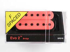 DiMarzio F-spaced Evo 2 Bridge Humbucker Pink DP 215