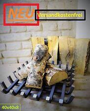 Feuerbock 40x40x8 --- Kamin Ofen Rost Gartengrill/ Kamin --Massiv und Genial---