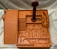 Vintage 1979 Kenner Star Ears Droid Factory Base And Crane Arm Part Ground Nice