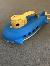 My First Green Toys Submarine Recycled Plastic BPA Free