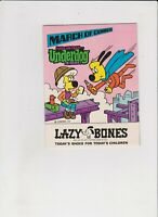 MARCH OF COMICS #467 UNDERDOG 1980 MINI LAZYBONES SHOES PROMO GIVEAWAY