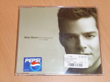 MCD Private Emotion - Ricky Martin featuring Meja Maxi-CD Single