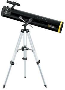 National Geographic Reflector AZ Telescope 114 / 900 -  #9011200 (UK Stock) BNIB