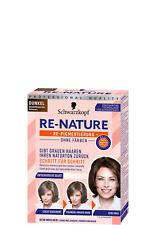 Schwarzkopf RE-NATURE for WOMEN - Anti Gray Hair Natural Coloring Kit