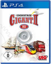 Sony PS4 Playstation 4 Spiel ***** Industrie Gigant 2 HD *************NEU*NEW*55