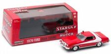 Greenlight 1:43 1976 Ford Gran Torino Starsky & Hutch Diecast Car - 86442