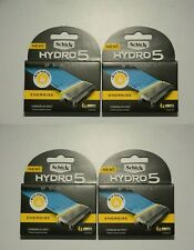 Schick Hydro 5 Power Select Razor And 4 Hydro5 Cartridges Shaver Blades
