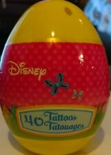 Disney Junior Mickey & Friends 40ct Tattoos Surprise Egg Party Favor Gift Easter