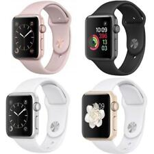 Reloj de Apple serie 2 - 38mm-Caja de aluminio-Sport Band-IOS-Reloj inteligente