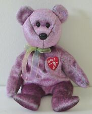 2000 Ty Signature  Bear 9 Inches Beanie Babies Collection Plush Toy