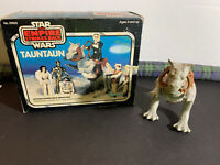 Vintage Star Wars ESB Tauntaun in the Original Box.