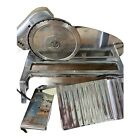 Rival Model 1101E/5 Chrome Electric Meat - Food Slicer -  WORKS!