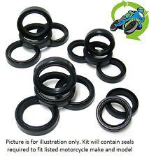 New Honda NES 125 Y (@ 125) 2000 (125 CC) - Hi-Quality Fork Seal Set Oil Seals