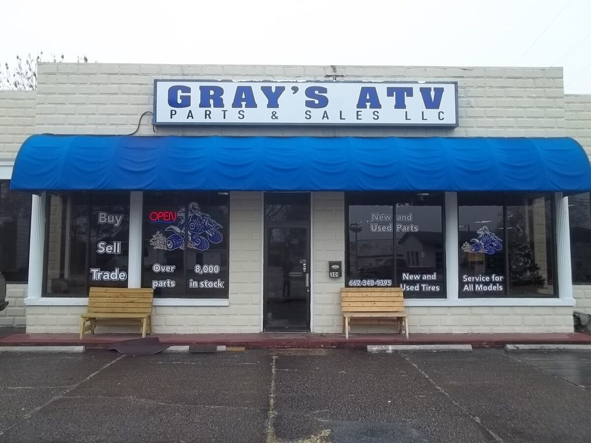 grays atv