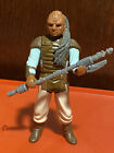 Vintage Star Wars Action Figure - Jabba Skiff Guard Weequay 1983 Complete