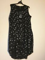Beautiful Size M (18) Taking Shape Head Over Heels Sleeveless Dress Rrp $149.95