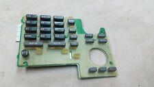 Icom IC-746 number keypad and pc board