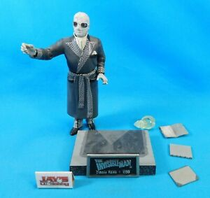 The Invisible Man Figure Silver Screen Edition Universal Monsters 2000 Sideshow