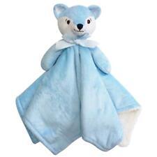 New Piccolo Bambino Plush Blue Fox Security Blanket Lovey Cuddly Pal NWT