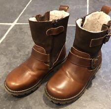 bf8478849c75ab Neues AngebotOriginal LILLE SMUK Boots Stiefel Schuhe Gr. 29 Unisex Braun  !!!NEUWERTIG!!!