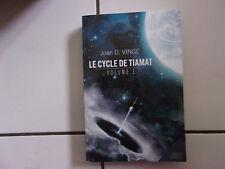 Joan D VINGE intégrale 1 Le Cycle de Tiamat la reine des neiges / Finismonde tbe