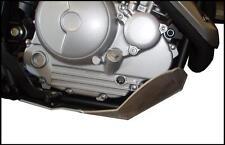 Aluminum Skid Plate for a Yamaha XT250 2008-2018