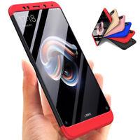 Handy Hülle Full Cover Case Für Xiaomi Redmi Note 5 (Global Version) Note 5 Pro