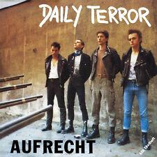 DAILY TERROR AUFRECHT LP (Black wax)