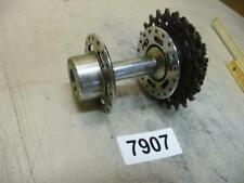 7907. Alte Fahrrad Nabe WECO mit Ritzel