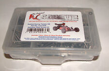 REDCAT RACING TWISTER XB RC SCREWZ STAINLESS STEEL SCREW SET RCR036