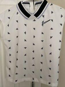 Nike Dri Fit Womens Golf Tennis Shirt NWOT SzM