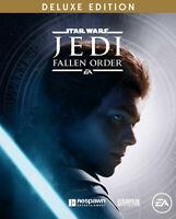STAR WARS Jedi: Fallen Order DELUXE EDITION - PC Steam Verleih - Region Free
