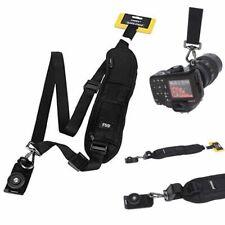 Shock Absorption Adjustable Nylon Single Shoulder Sling Belt Strap for Camera