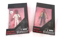 "2 BOXES ""STAR WARS THE BLACK SERIES"" ACTION FIGURES (ADMIRAL ACKBAR) & (FINN)"
