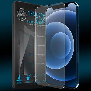 9H Folie Displayschutz Gorilla Glas Hartglas Anti Fingerprint Schutz