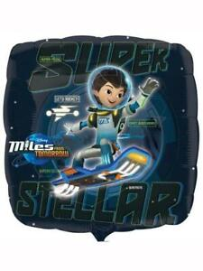 Miles From Tomorrowland 18 inch Balloon 31705 free P & P UK