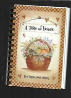 #D Cookbook FIRST BAPTIST CHURCH WAYNESBURG PA Recipes - A Taste of Heaven