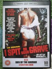 i spit on your grave 1978 dvd