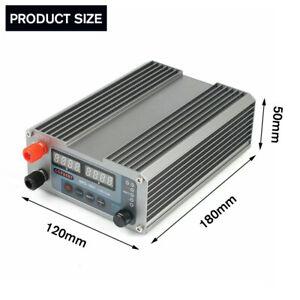 For GOPHERT NPS-1601 32V 5A Adjustable Digital DC Switch Power Supply  f s ≈