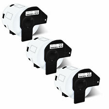 3 Roll White Address Labels Dk 1209 Fits For Brother Ql 570 Ql 580n With3 Frame