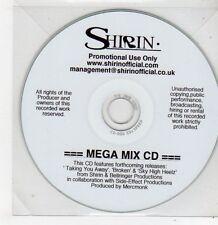(FF783) Shirin, Mega Mix CD - DJ CD