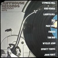 "RUFFHOUSE RECORDS ""GREATEST HITS"" 1999 2X VINYL LP ALBUM 15 TRACKS HTF *SEALED*"