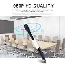 1080P HD Spy Cam Pen Hidden Camera Mini Spy Camera Safety 2.5H Video Record H17