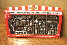 AMT CUSTOM & COMPETITION ENGINE PACK GM MOTORS CHEVY 283 & PONTIAC 421