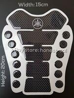 Premium Motorcycle Tank Pad Yamaha Fazer YZF R1 R6 MT XSR XJR XV YBR XJ - Carbon