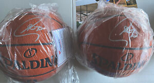Steph Curry Signed Basketball Fanatics Authenticated Full Size Autograph Ball