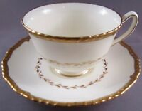 Royal Doulton Belvedere Tea Cup and Saucer - V1877 - Vintage English China