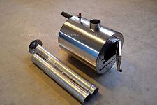 STAINLESS STEEL WOOD FIRED HEATER / STOVE for HOT TUB, Swimming pools, spa,bath