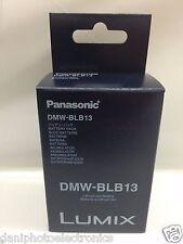 BRAND NEW! Genuine Panasonic DMW-BLB13 (DMW-BLB13PP9) Lithium-ion Battery